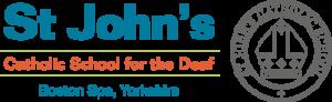 St John's Catholic School for the Deaf logo